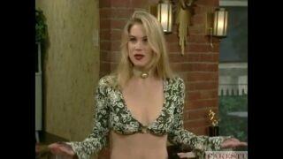 KELLY BUNDY Sextape Leaked – Married With Ch ildren –  Parody (Christina Applegate Deepfake)