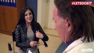 LETSDOEIT – Hot Babe Lullu Gun Fucks At Interview To Get Her Favorite Job